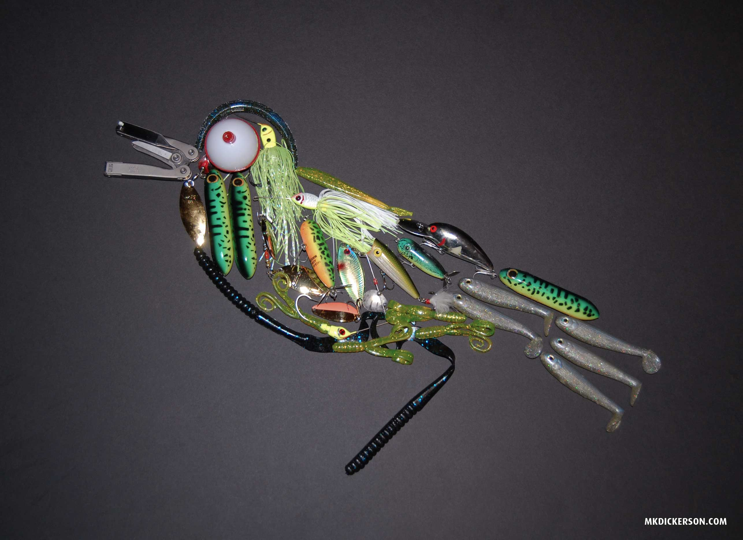 fishing tackle | bird-a-day art, Fishing Reels