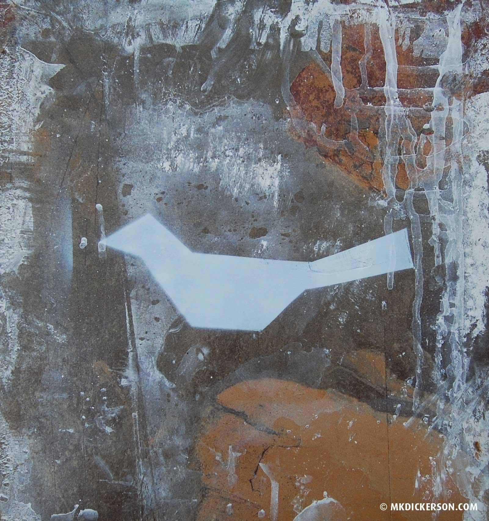 spray paint | Bird-A-Day Art