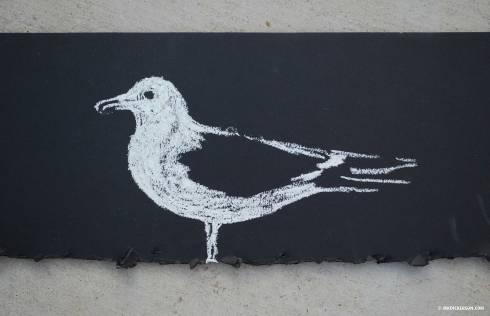 Foamcore-Bird