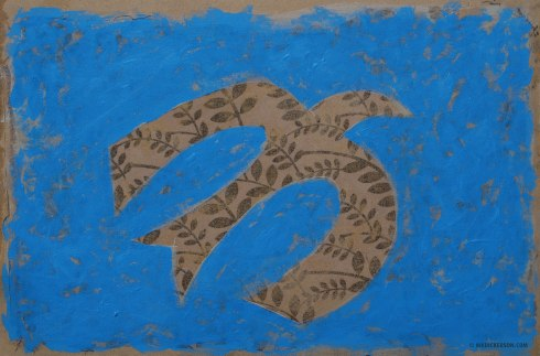 Matisse-Bird